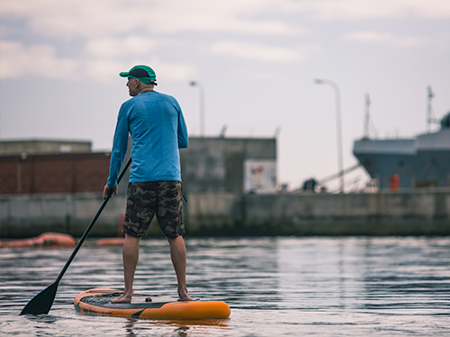Individual Paddle Board Session